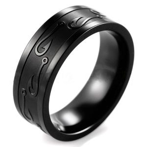 Mens Hook Ring